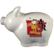 Jenkins Arkansas Piggy Bank- State Outline w/Garfield Wholesale Bulk