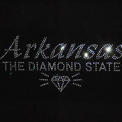 Arkansas Fashion T Diamond State Wholesale Bulk