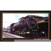 Arkansas Postcard Ar140 Ole 819 Train Wholesale Bulk