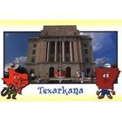 Arkansas Postcard Ar147 Texarkana Wholesale Bulk