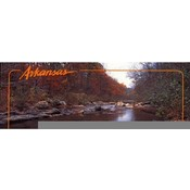 Arkansas Postcard Ar151 Little Missouri River Wholesale Bulk