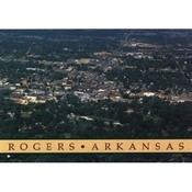 Arkansas Postcard Ar708 Rogers Arkansas Wholesale Bulk