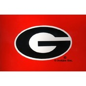 Georgia Postcard Ga122 Georgia Bulldogs Wholesale Bulk