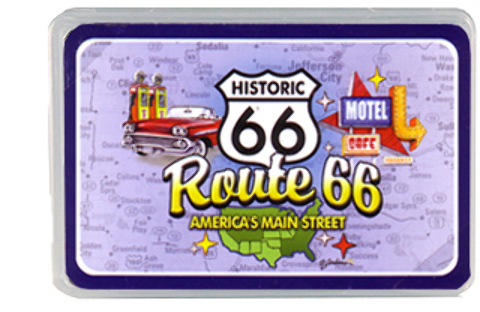 ROUTE 66 Playing Cards Elements 24 DP (1936709)