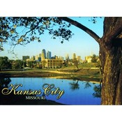Missouri Postcard (Kc) Kc106 Kc Skyline Wholesale Bulk