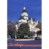 Carthage, Missouri Vertical Postcard