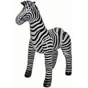 Large Inflatable Zebra