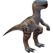 Jet Creations Inflatable Medium Velociraptor Wholesale Bulk