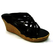 Women's Wedge Sandal- Honey A: Sizes 5-10