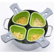 Kitchen Tool - Healthy Portion Pasta Basket