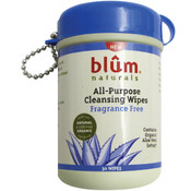 Fragrance Free All Purpose Wipes Mini Canister