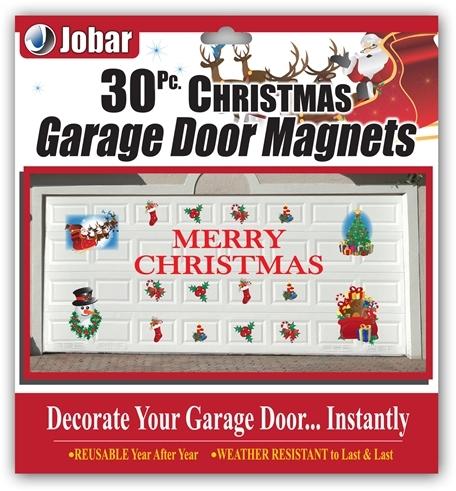 Wholesale Christmas Garage Door Magnets Sku 1121861