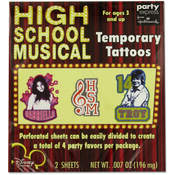 High School Musical Tattoos