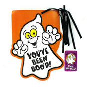 6 Pack You`Ve Been Boo`D Halloween Kit