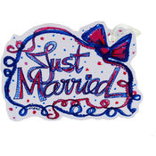 Luggage Tag: Just Married Wholesale Bulk