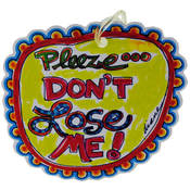 Luggage Tag: Please...Don't Lose Me! Wholesale Bulk