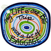 Luggage Tag: My Life Wholesale Bulk