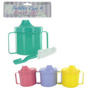 Toddler Cup/Brush Set
