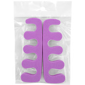 Purple Foam Toe Separator