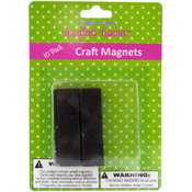 10-Pack 1/2'x2' Craft Magnet Strips Wholesale Bulk