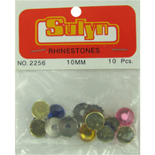 Colored Rhinestones Craft Supplies