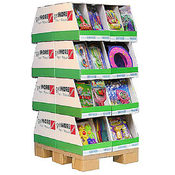 Summer Toy Starter Pallet 576-Piece