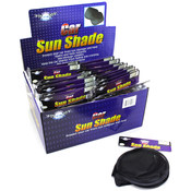 Car Sun Shade Display