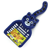 Litter Scoop with Cat Face