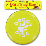 Doggy Flying Disc