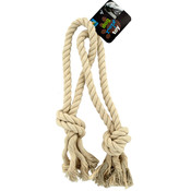 Interlocking Loops Rope Dog Toy Wholesale Bulk