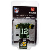 Wind-Up Toy- Green Bay Packers Aaron Rodgers
