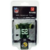 Wind-Up Toy- Green Bay Packers Clay Matthews Jr