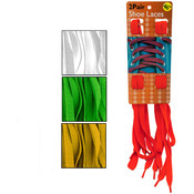 Colorful Shoelaces- Assorted Colors