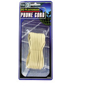telnet 20' Phone Extension Cord Wholesale Bulk