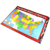 Educational USA Wall Poster