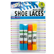 Kids Colored Shoelaces