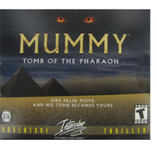 Interplay Mummy Tomb Of The Pharaoh Game