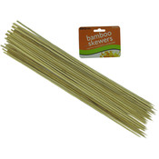 Bar B Q Time 40-Pack Bamboo Skewers Wholesale Bulk