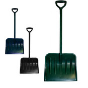 Snow Shovel Assorted Colors
