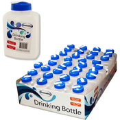 5.5' x 3.25' x 2.25' Flip Top Water Bottle Wholesale Bulk