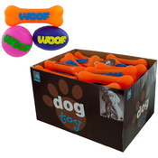 Assorted Pet Toys- 36 Per PDQ