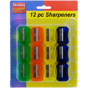 12-Pack Pencil Sharpeners Wholesale Bulk