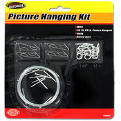 Deluxe Picture Hanging Kit