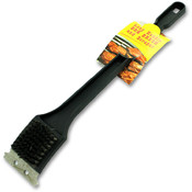 Bar B Q Time 18' Barbeque Brush and Scraper Wholesale Bulk