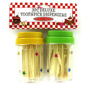 Toothpick Dispenser Set