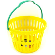 Round Plastic Baskets