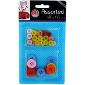 85 Piece Button Set