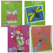 4 Pack Designs Whimsy Art Prints Craft Supplies