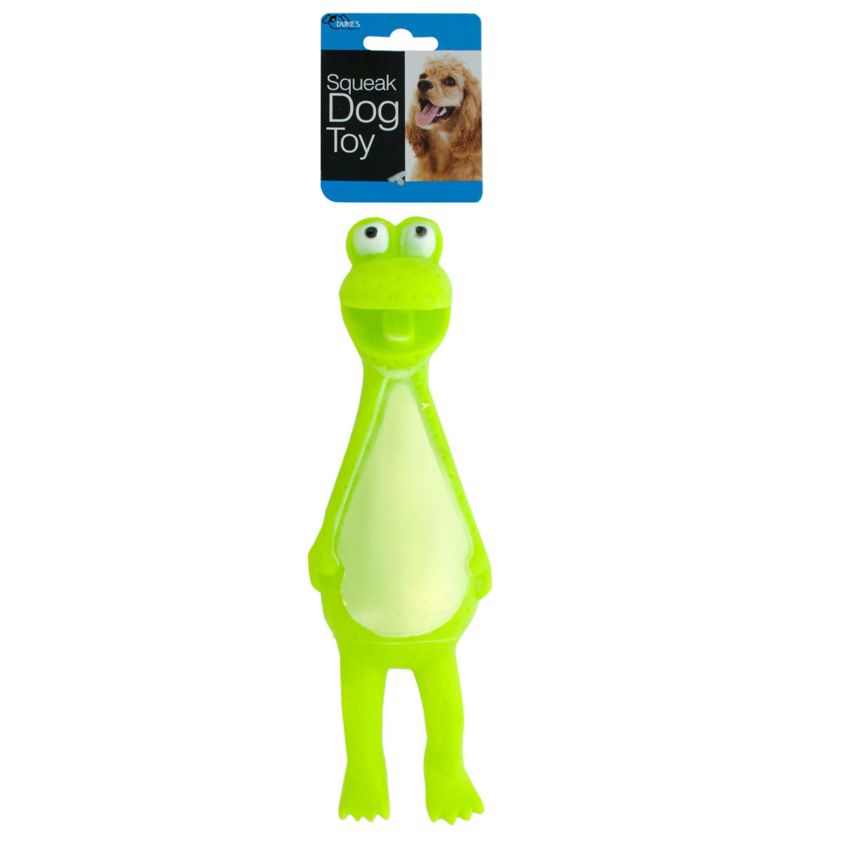 Wholesale Frog Dog Squeak Toy Sku Dollardays