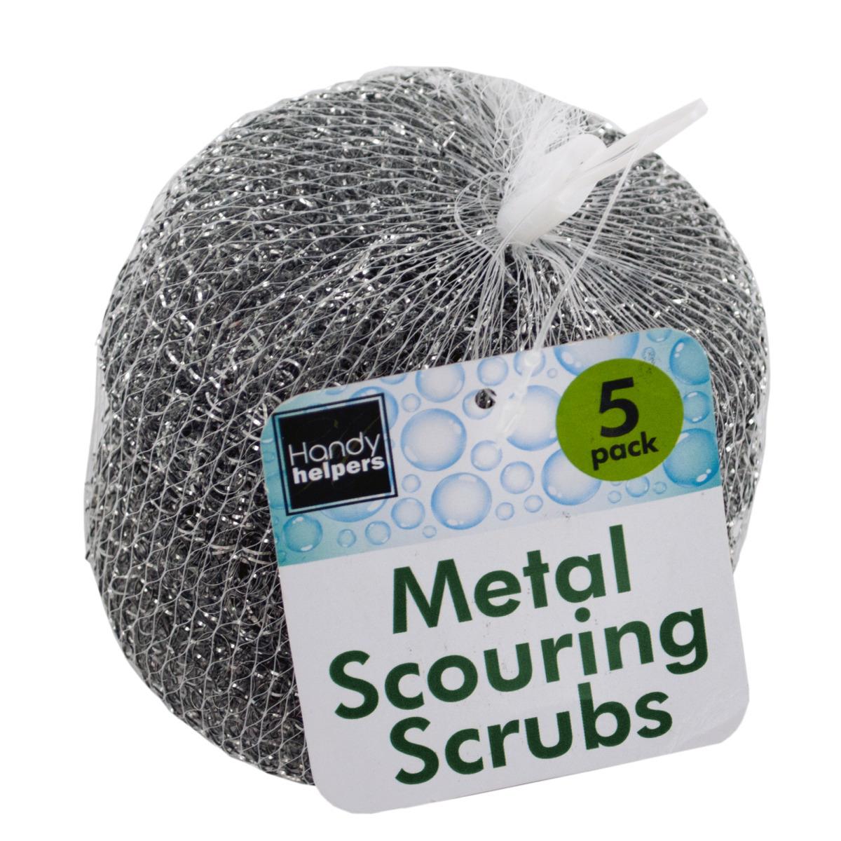 Metal Scouring SCRUBS (573927)